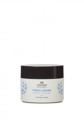 Umami Fresh Leaves Jap.munt&gember Body Cream250ml