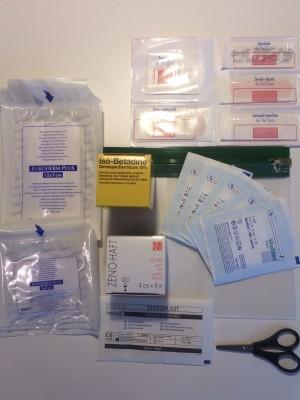 EHBO pakket voor volwassenen