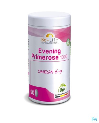 Evening Primrose 1000 Be Life Bio Caps 90