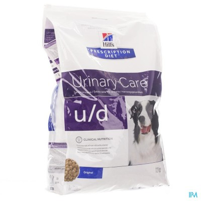 Hills Prescrip.diet Canine Ud 12kg 8678n