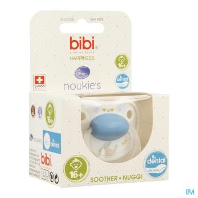 Bibi Fopspeen Hp Dental Noukie Bao&wapi +16m