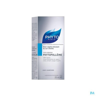 Phytopolleine Pre Shampoo Fl 25ml