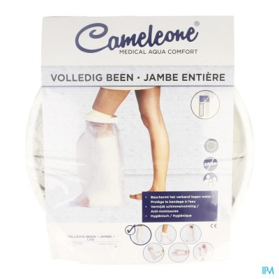 Cameleone Aquaprotection Volledig Been Transp M 1