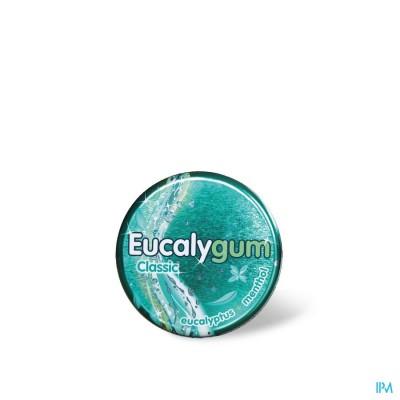Eucalygum Pectorale Gommetjes Met Suiker 40g