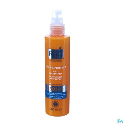 Roc Soleil-protect Melkspray Hydra Ip30 200ml