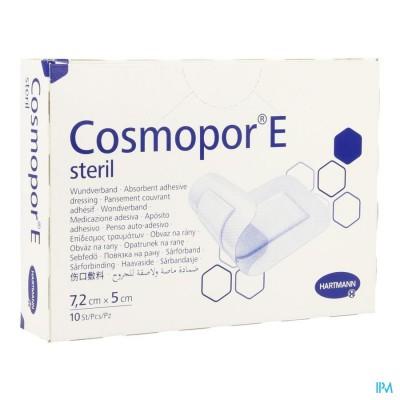 Cosmopor E Verb Ster Adh 7,2x 5cm 10 9008911
