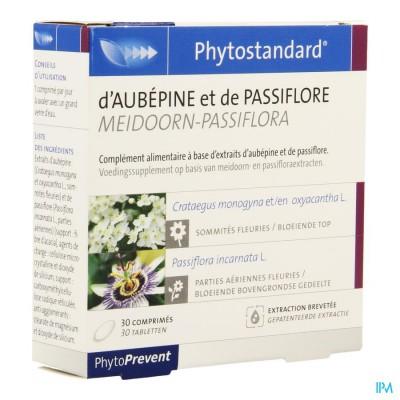 Phytostandard Meidoorn-passiflora Blist.comp 2x15