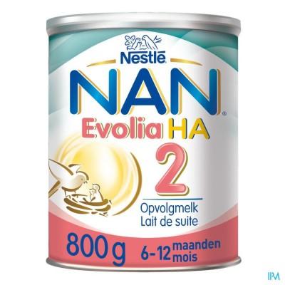 NAN Evolia HA 2 Opvolgmelk 800g