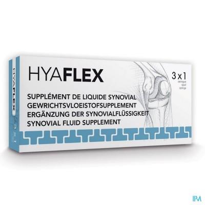 Hyaflex Inj.opl Intra Articulair Spuit 3x2,5ml