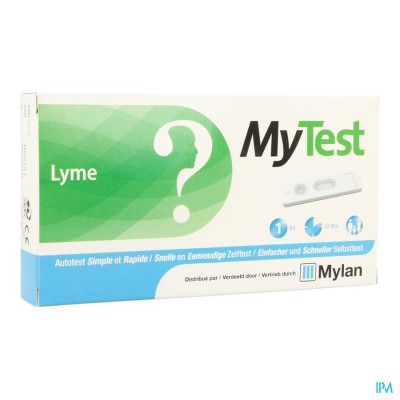 My Test Lyme (zelftest) Zakje 1