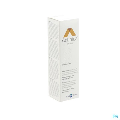 Actinica Lotion Pomp 80g