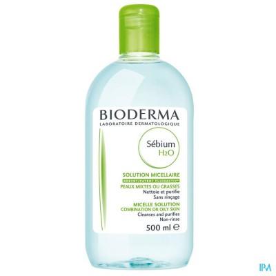 Bioderma Sebium H2o Micellaire Opl Vh 500ml