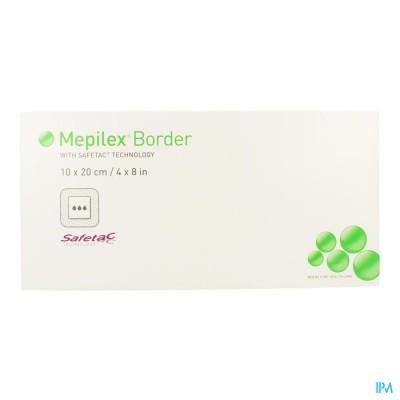 Mepilex Border Sil Adh Ster 10,0x20,0cm 5 295800