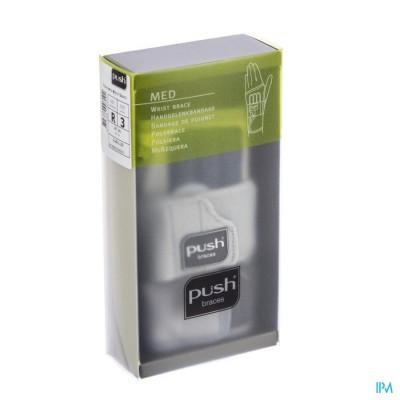 Push Med Polsbrace Rechts 17-19cm T3