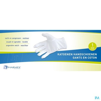 Pharmex Handschoen Katoen Large 2