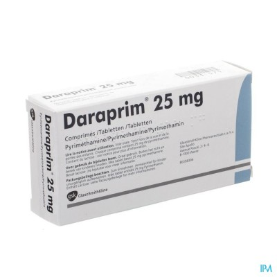 Daraprim Comp. 30x25 mg