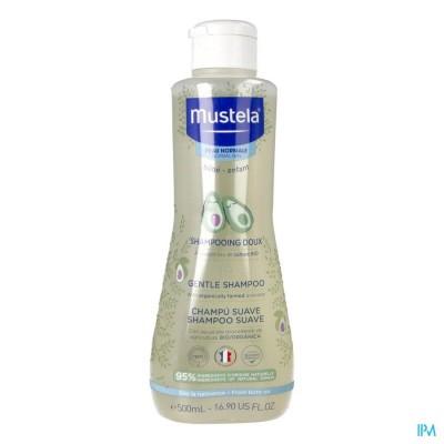 Mustela Pn Shampoo Zacht 500ml