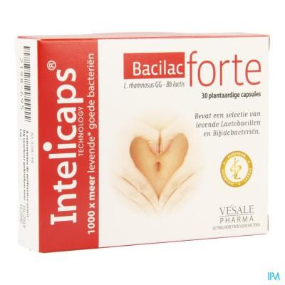 Bacilac Forte Caps 30