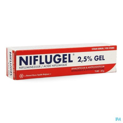 Niflugel Tube 60g