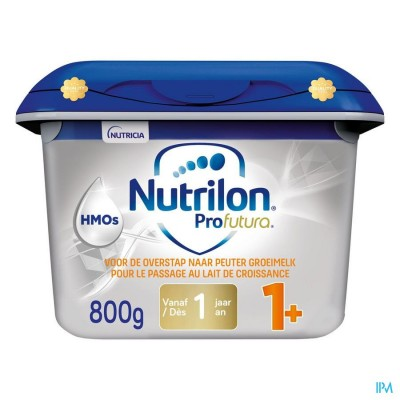 Nutrilon Profutura 1+ Groeimelk baby vanaf 1 jaar poeder 800g