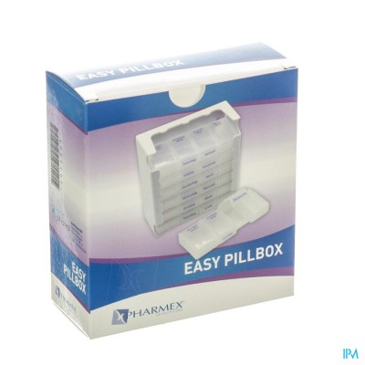Pharmex Easy Pillbox Nl/fr