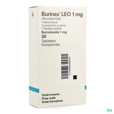 Burinex Comp 30 X 1mg