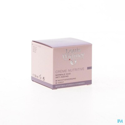 Widmer Nutritive Creme Parf 50ml