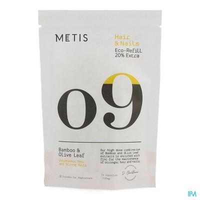 Metis Hair & Nails 09 Refill V-caps 72