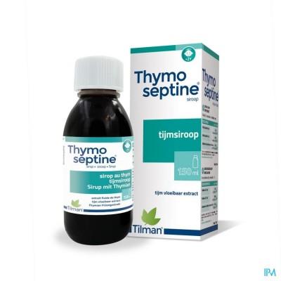 Thymoseptine Siroop 150ml