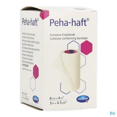 Peha-haft Latexfree 8cmx4m 1 P/s