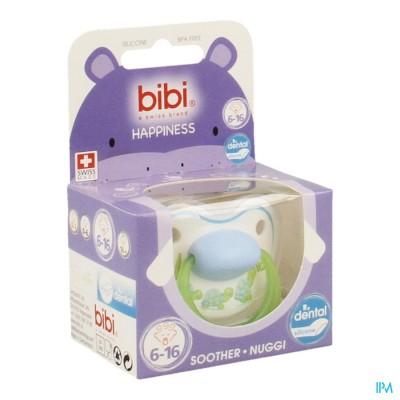 Bibi Fopspeen Dental Play With Us 6-16m