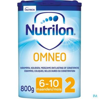 Nutrilon Omneo 2 poeder 800g Opvolgmelk