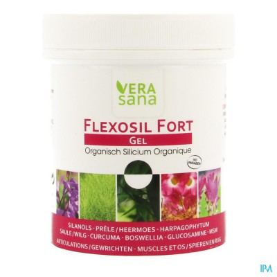 Flexosil Fort Gel 200ml