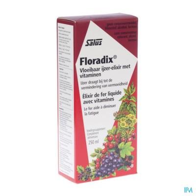 Salus Floradix Elexir 250ml