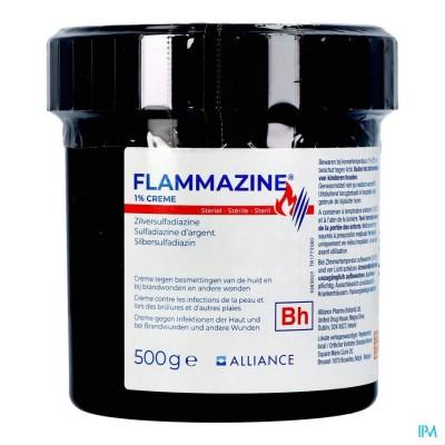 Flammazine 1% Creme 1 X 500g
