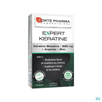 Expert Keratine Caps 40