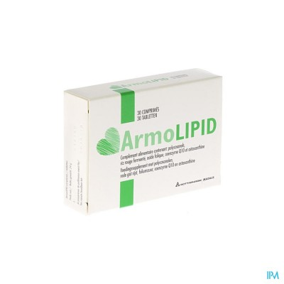 Armolipid Tabl 30