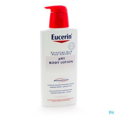 Eucerin Ph5 Bodylotion + Pomp 400ml