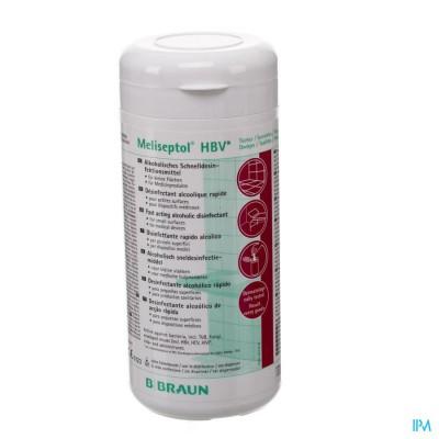 Meliseptol Hbv Ontsmettingsdoekjes 100