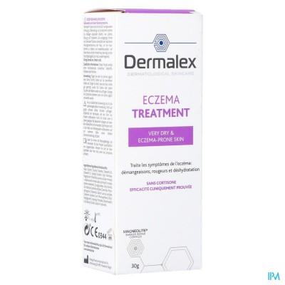 Dermalex Eczema Creme 30g