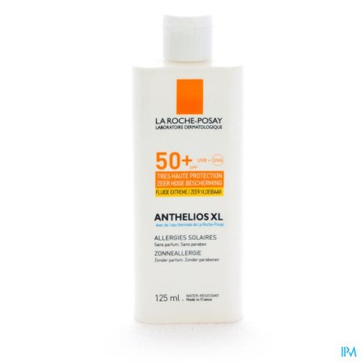 La Roche Posay Anthelios Fluide Lichaam Ip50+ 125ml