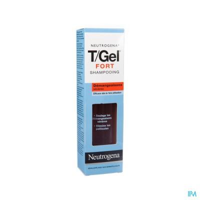 Neutrogena T/gel Fort Normaal Tot Droog Haar - Jeuk 125ml