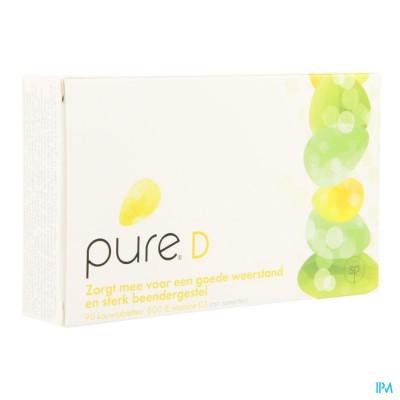 Pure D Kauwtabletten 90