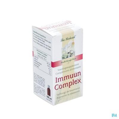 Herborist Immuun Complex 100ml 0728