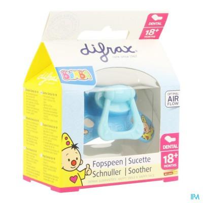 Difrax Fopspeen Dental 18+ Bumba