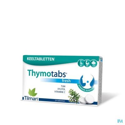 Thymotabs Fresh Zuigtabl 24
