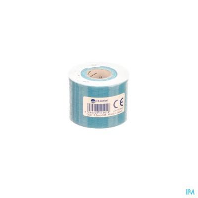 Kinesio-tex Tape Adhesive Rood 5cmx5m
