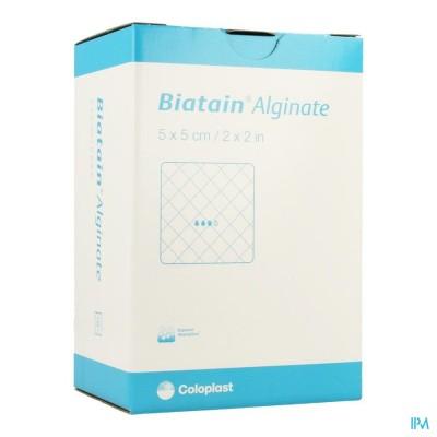 Biatain Alginate 5cmx 5cm 30 3705