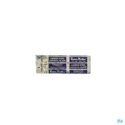 Scalpel S.m Mesje Steriel N22 1 Wm