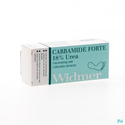 Widmer Carbamide Forte 18% Urea Tube 50ml